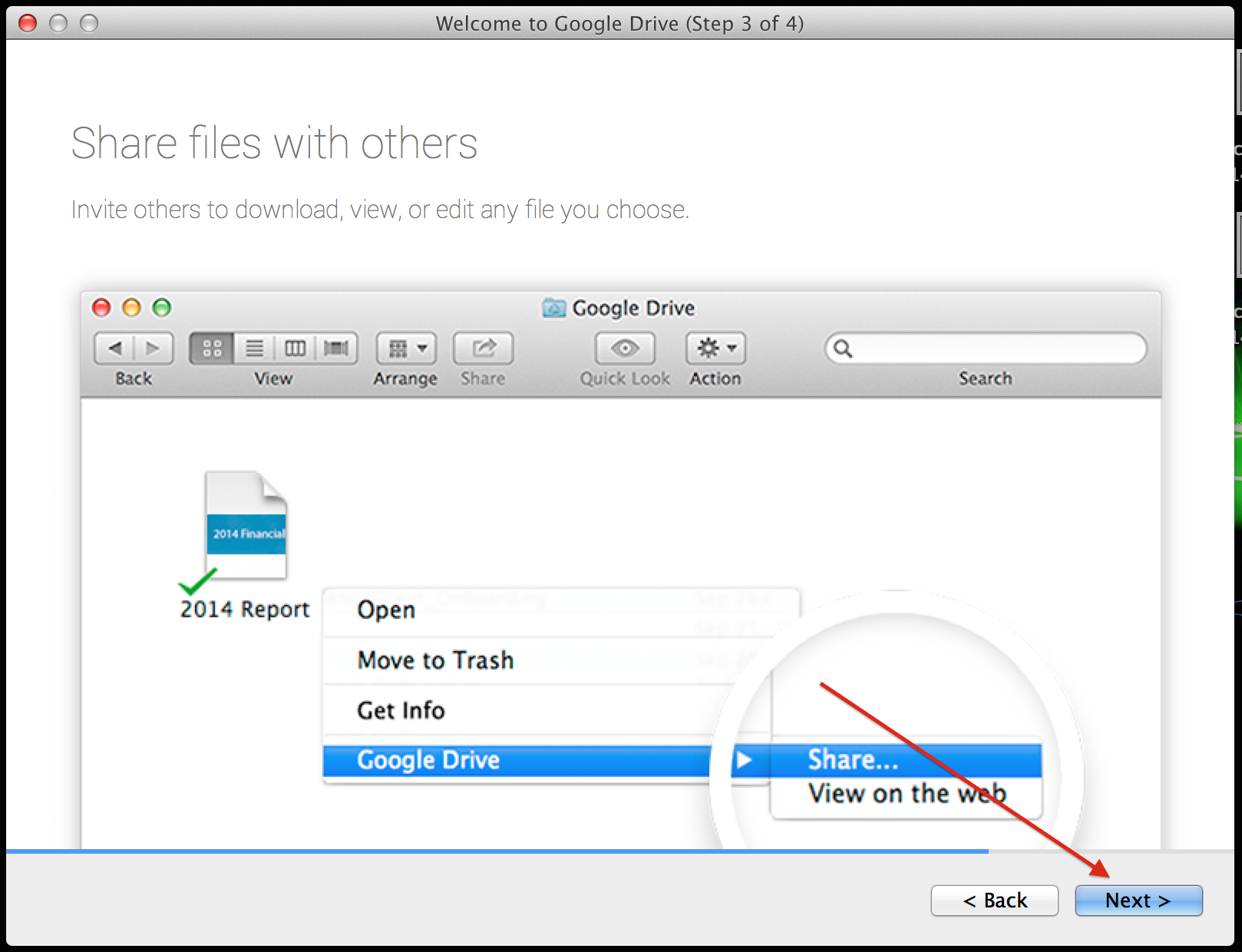 how to download pictures from google drive