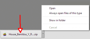 Sentral - Reports zip file